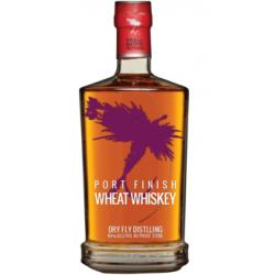 Dry Fly Port Finish Wheat Whiskey 0,7L