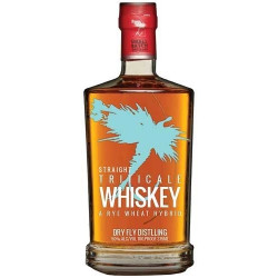 Dry Fly Straight Triticale Whiskey 0,7L