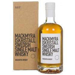 Mackmyra Iskristall Single Malt Whisky 0,7L