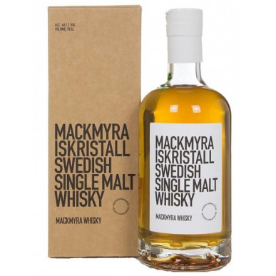 Mackmyra Iskristall Single Malt Whisky 0,7L