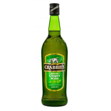 Crabbie's Green Ginger Wine 0,7L