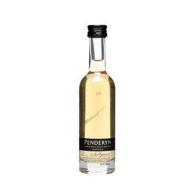 Penderyn Aur Cymru Madeira Finish Whisky 0,05L