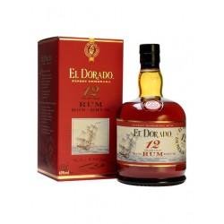 El Dorado Rum 12 let 0,7L