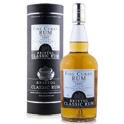 Bristol Fine Cuban Rum 2003/2015 Rum 0,7L