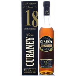 Cubaney Gran Reserva Selecto XO Rum 18 let 0,7L