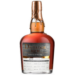 Dictador Best of 1977 Limited Release Rum 0,7L