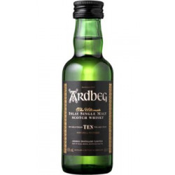 Ardbeg Whisky 10yo 0,05L