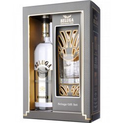Beluga Export Noble Russian Vodka 1L