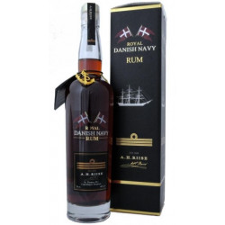 A.H. Riise Navy Strength Rum 0,7L