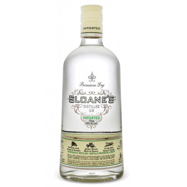 Sloane's Dry Gin 0,7L