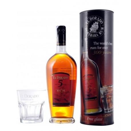 El Dorado Rum 5 let 0,7L