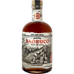 Baoruco Parque 12yo Rum 0,7L