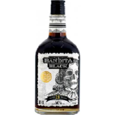 Bandita Black Rum 0,7L
