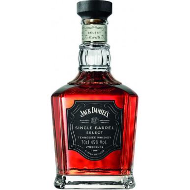 Jack Daniel's Single Barrel Whiskey 0,7L