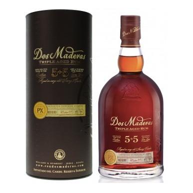 Dos Maderas PX 5+5 Rum 0,7L