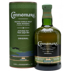 Connemara Peated Single Malt Whiskey 0,7L