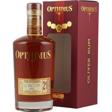Opthimus Magna Cum Laude Rum 21yo 0,7L