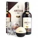 Ron Abuelo Anejo Rum 12yo 0,7L