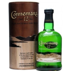 Connemara Peated Single Malt Whiskey 12 let 0,7L