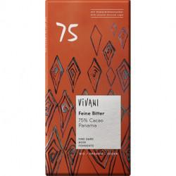 Vivani Bio - Panama - čokoláda s 75% kakaa 80g