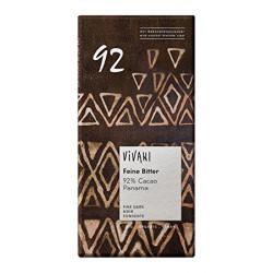 Vivani Bio - Panama - čokoláda s 92% kakaa 80g