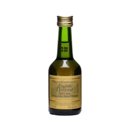 English Harbour Rum 5 let 0,05L