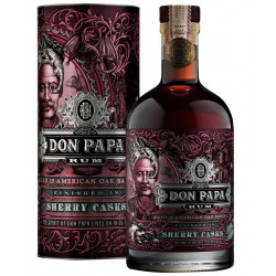 Don Papa Sherry Cask Rum 0,7L