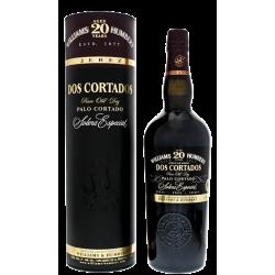 Dos Cortados Solera Especial Palo Cortado Sherry 20yo 0,75L