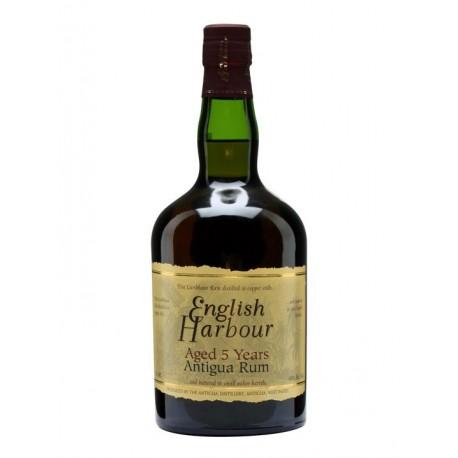 English Harbour Rum 5 let 0,7L