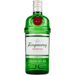 Tanqueray Imported London Dry Gin 0,7L