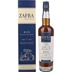 Zafra Master Reserve Rum 21yo 0,7L