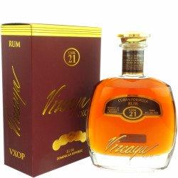 Vizcaya VXOP Cask 21 Rum 0,7L