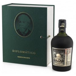Diplomatico Reserva Exclusiva Book Giftbox Rum 0,7L