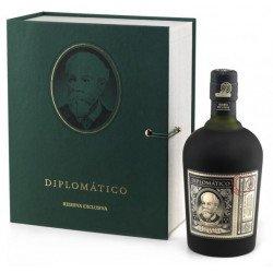 Diplomatico Reserva Exclusiva Book Giftbox Rum 0,7L