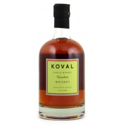 Koval Bourbon Whiskey 0,5L