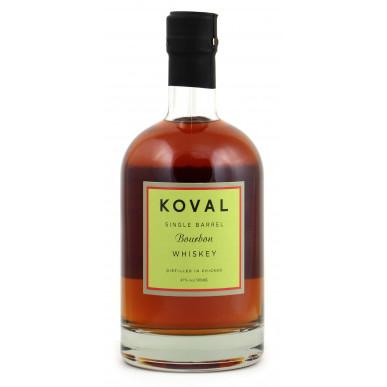 Koval Bourbon Whiskey 0,5L