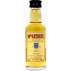 MacArthur's Whisky 3 roky 0,05L