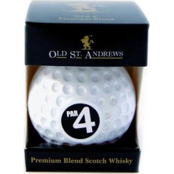 Old St. Andrews Par 4 Golf Whisky 0,05L