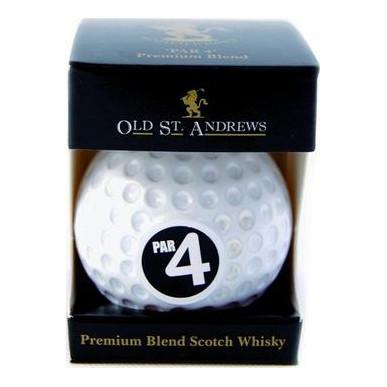 Old St. Andrews Par 4 Golf Whisky 0,05L