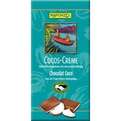 Rapunzel Bio - kokosová čokoláda 100g