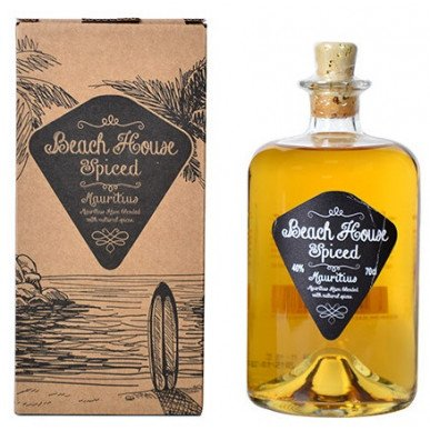 Beach House Spiced Rum 0,7L