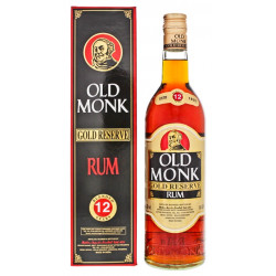 Old Monk Gold Reserve Rum 12 let 0,7L