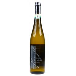 Vinařství Hanzel, Ryzllink rýnský Voc 2016, 0,75L