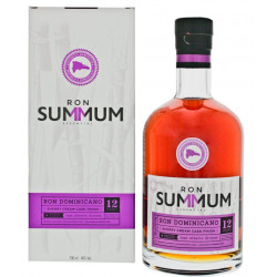 Summum 12 Solera Ron Dominicano Sherry Cream Cask Finish Rum 0,7L