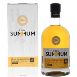 Summum 12 Solera Ron Dominicano Sauternes Cask Finish Rum 12yo 0,7L