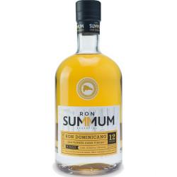 Summum 12 Solera Ron Dominicano Sauternes Cask Finish Rum 12yo 0,05L