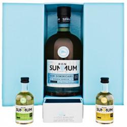 Summum 12 Solera Ron Dominicano Reserve Especial Rum 0,7L (+ Sauternes Cask 0,05L + Malt Whisky Cask 0,05L)