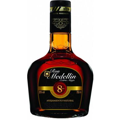 Ron Medellin Extra Anejo Rum 8yo 0,7L