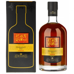 Rum Nation Peruano Rum 8yo 0,7L
