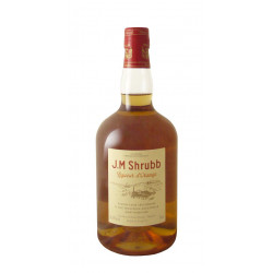 JM Shrubb d´Orange Rhum Liqueur 0,7L